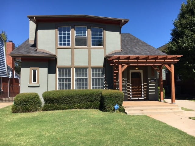 Front Entrance Pergola Adds To Curb Appeal Outdoor