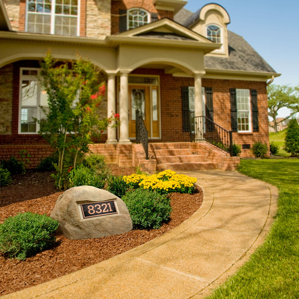 Artificial Landscape Rocks Outdoor Essentials