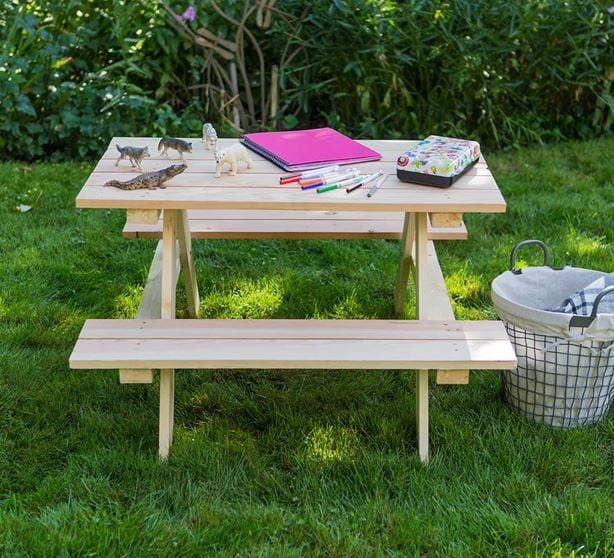 Childrens Picnic Table Outdoor Essentials - Picnic table supplies