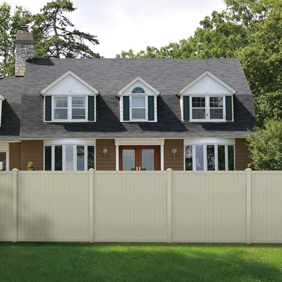 6x6 Olympia Privacy Fence Panel Outdoor Essentials