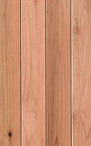 Redwood pickets for wood fence