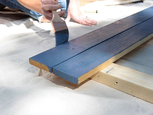 Painting outdoor essentials children's picnic table