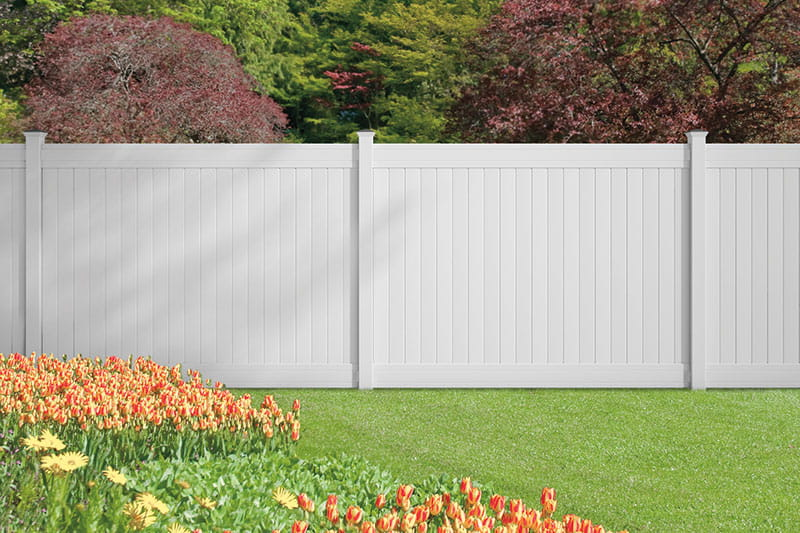 What is vinyl fence made of? - Outdoor Essentials