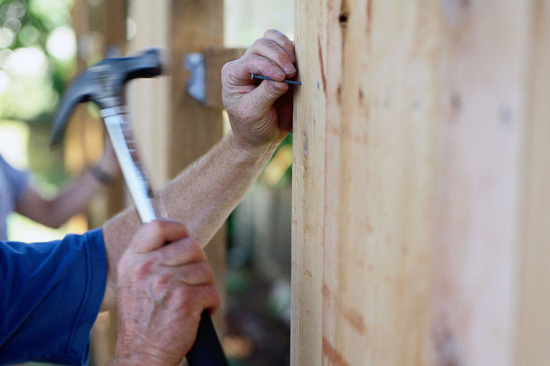 Which fasteners are best for a wood fence outdoor - Exterior wood screws for fencing ...