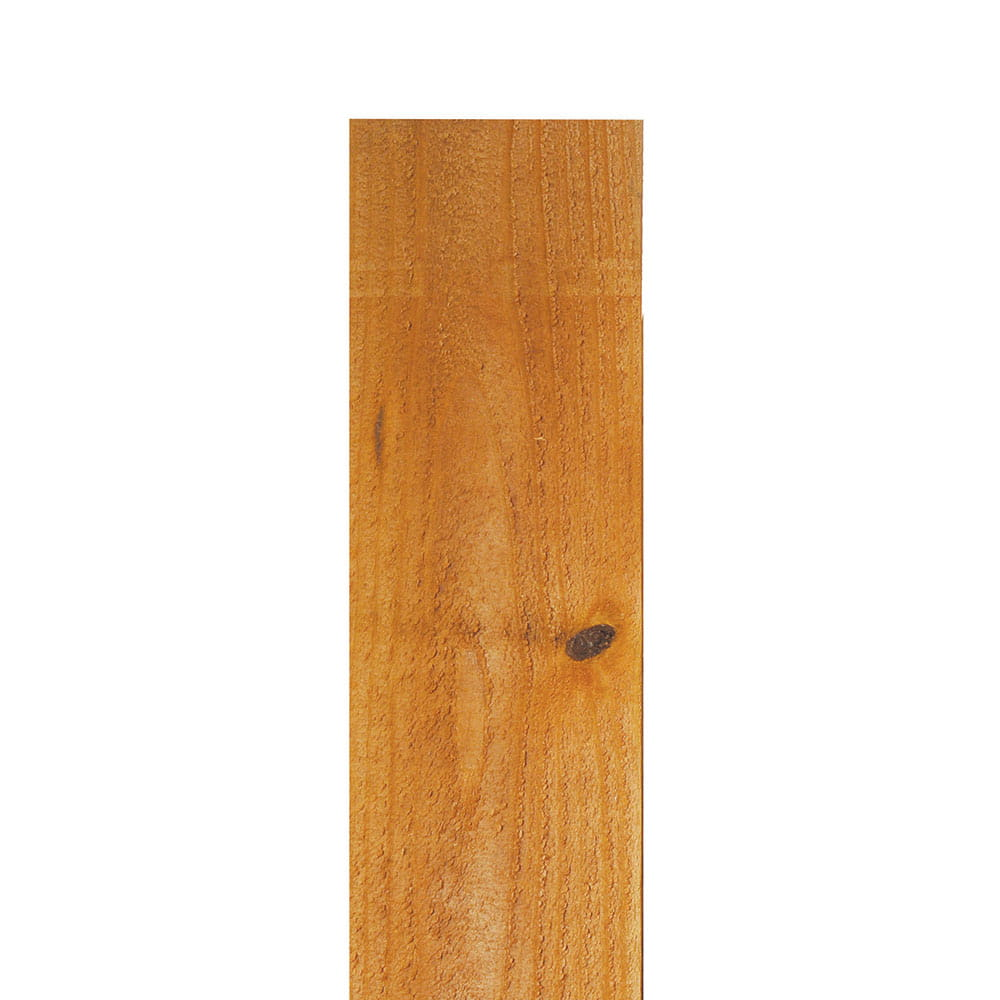 Flat Top Wood Fence Picket