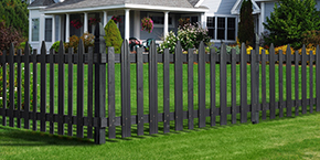 Specialty Wood Fence Kits